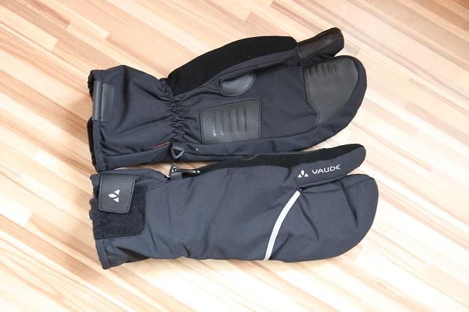 Handschuhe VAUDE Syberia Gloves 2